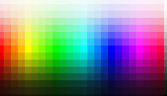 HTML Farben